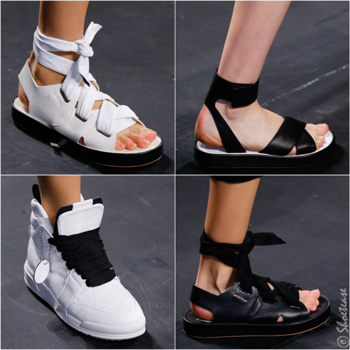 RAG & BONE Spring 2016 Shoes