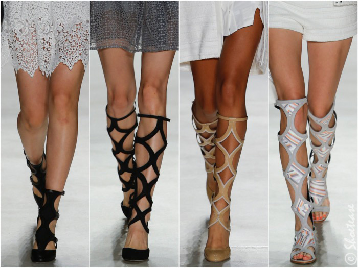 Rebecca Minkoff Spring 2016 Shoes