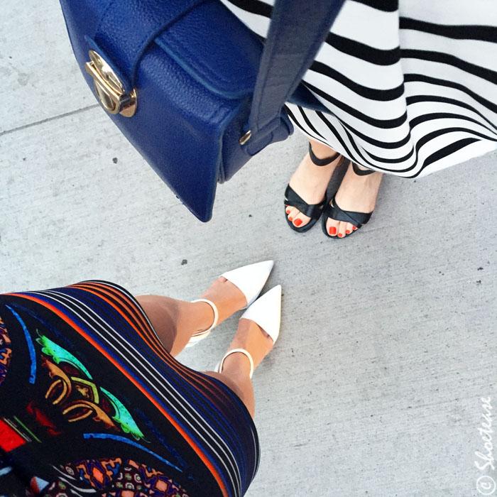 Shoefie Props Friends Shoes