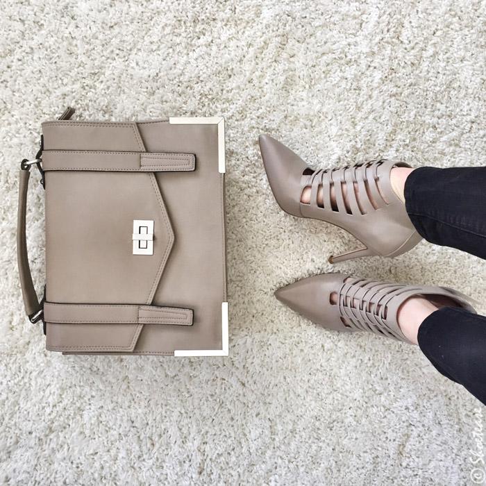 Shoefie Props Handbag Purse