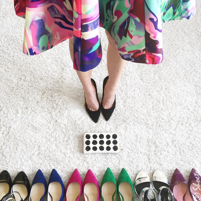 Shoefie Props Shoes
