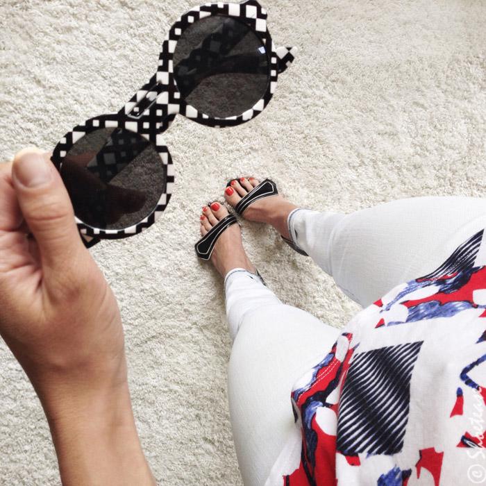 Shoefie Props Sunglasses