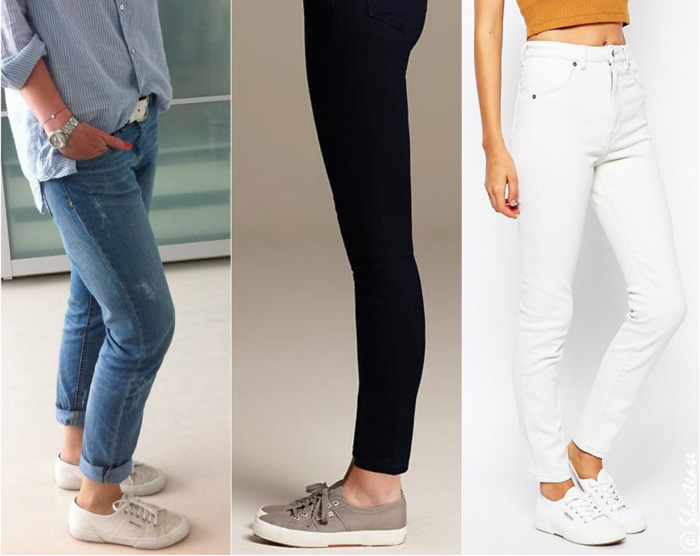 Best Sneakers with Skinny Jeans 2017