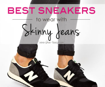 Best Sneakers with Skinny Jeans