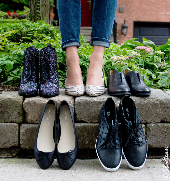 Dixie Fall 2015 Shoe Haul