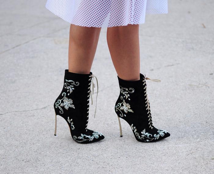 Toronto Fashion Week Shoes Casadei
