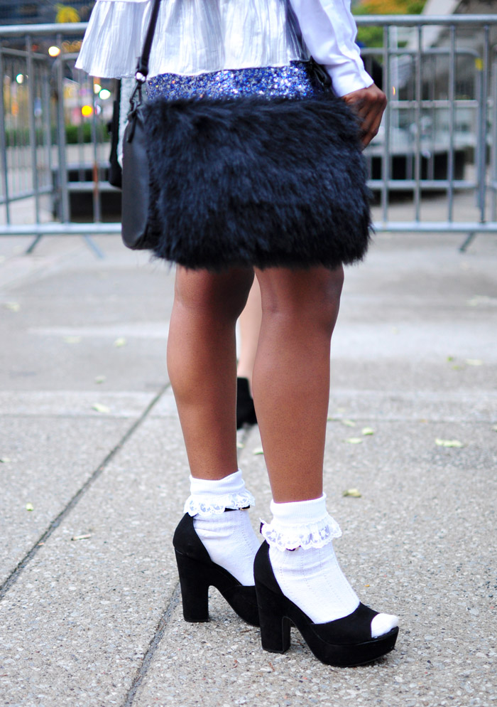 Street Style Footwear At Toronto Fashion Week Spring 2016