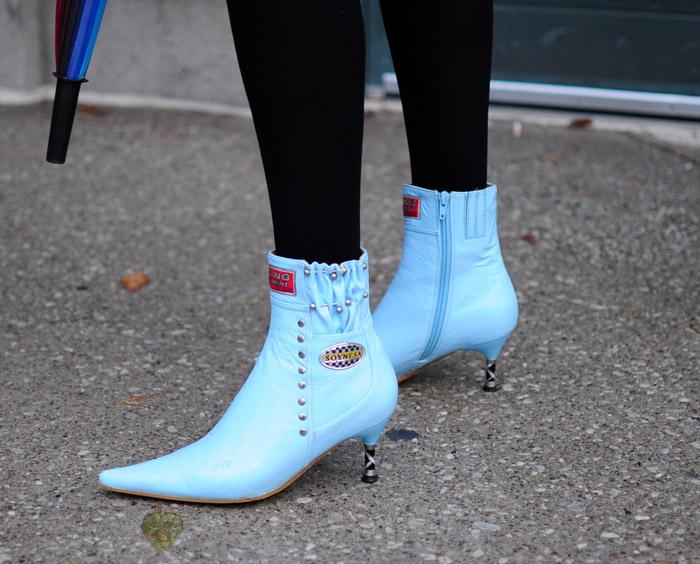 Toronto Fashion Week Shoes Day 2iiiiiii