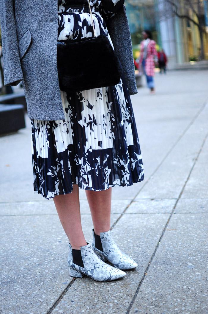Street Style Footwear at Toronto Fashion Week – Day 2