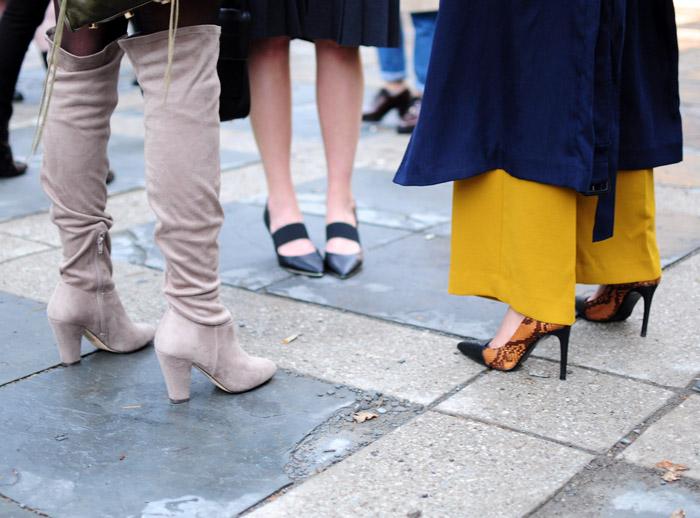 Toronto Fashion Week Shoes Day 2ix
