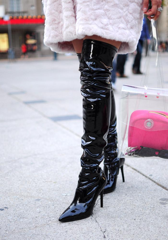 Toronto Fashion Week Street Style Shoes 2