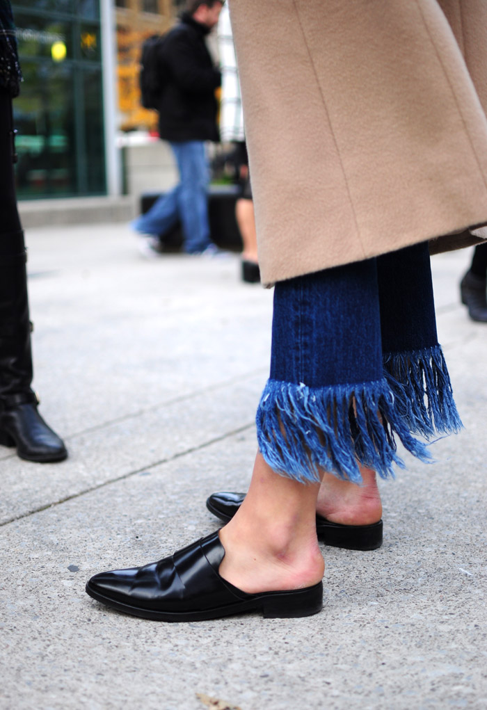Toronto Fashion Week Street Style Shoes Day 1 2016