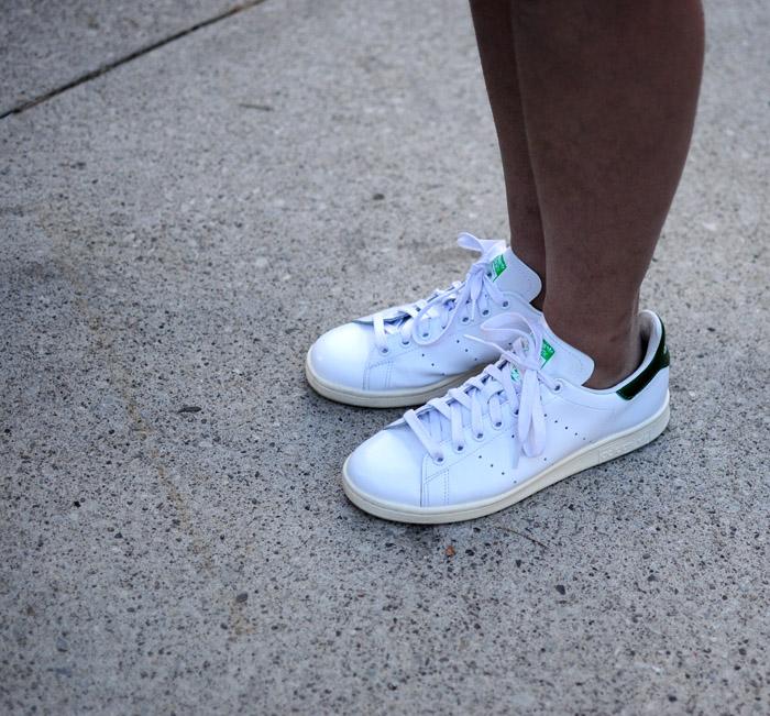 Toronto Fashion Week adidas stan smith