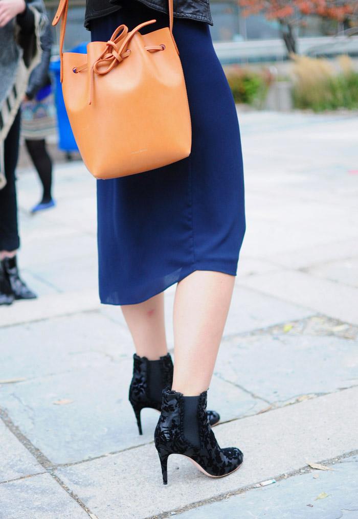 Toronto fashion week street style Day3iii