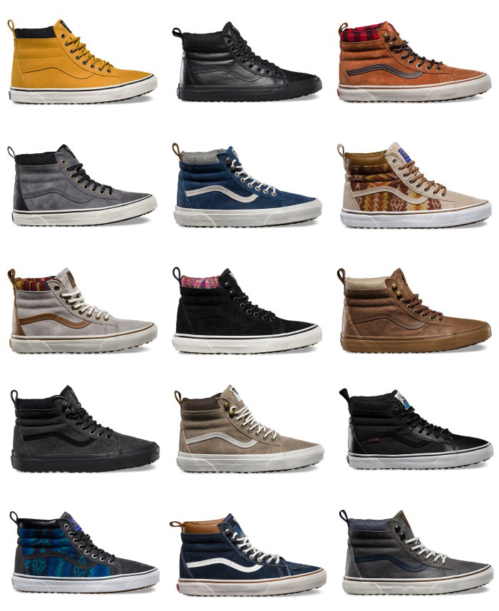27a9a8af9d835f Vans Mountain Edition - Winter Sneakers for the Elements