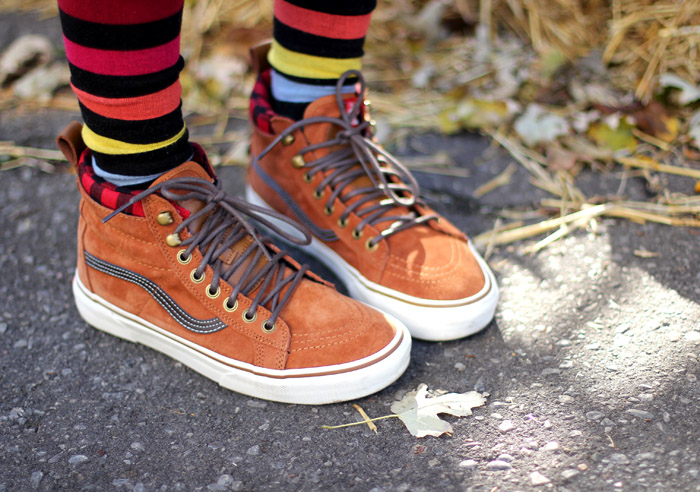 Vans Mountain Edition Winter Sneakers For The Elements