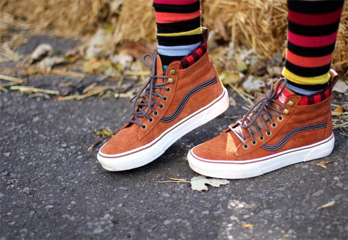 Vans Mountain Edition Winter Sneakers 3