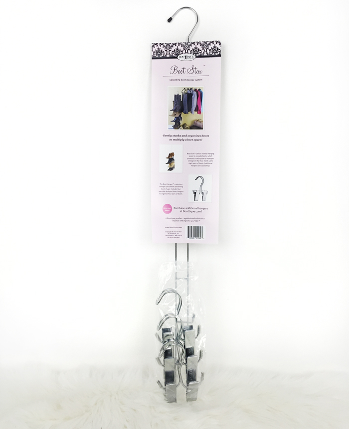 Boot Organizer with Boot Hangers 4