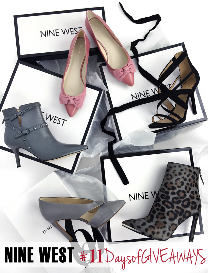 Nine West Canada Giveaway Fall 2015