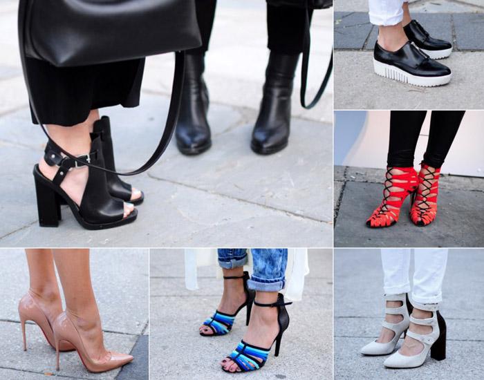 Toronto Fashion Week Shoes