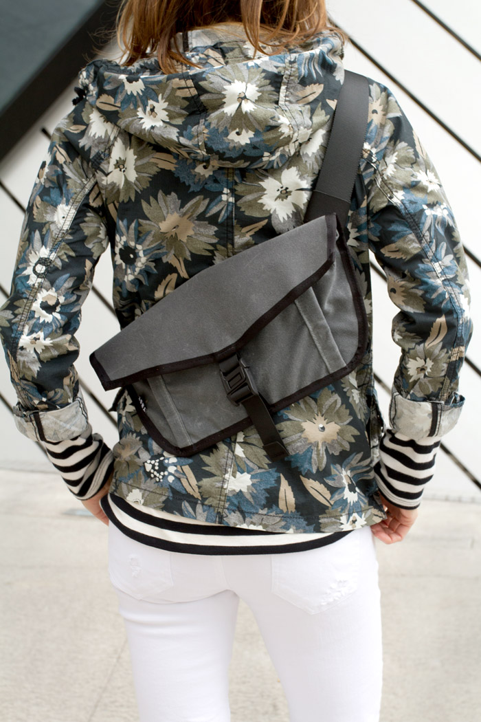 YNOT Made bag outfit