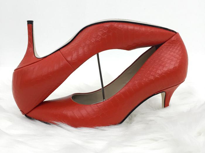 travel accessory high heel stacker