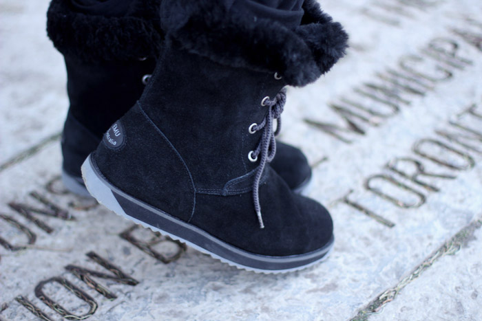 EMU Australia waterproof sheepskin boots