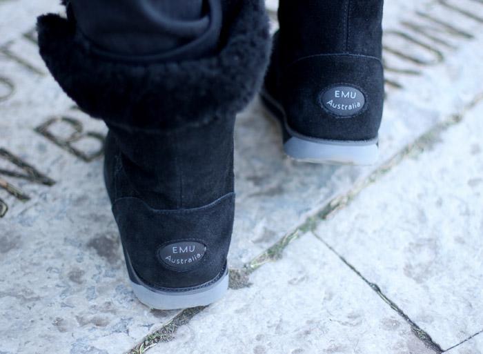 EMU Australia waterproof sheepskin boots5