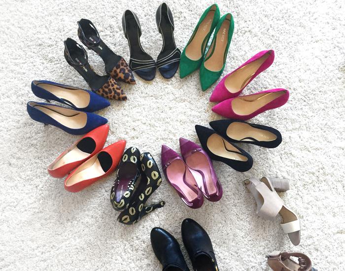 shoe sale shoe purge slider