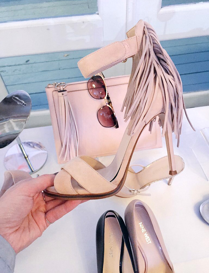 Nine West Spring 2016 Shoes Collection