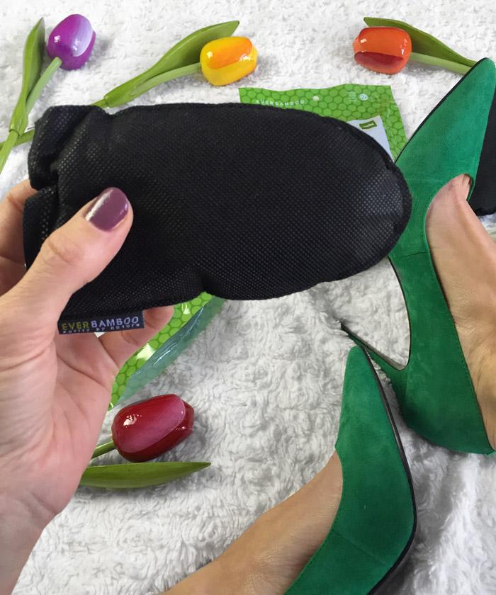 natual shoe deodorizer bamboo charcoal 1