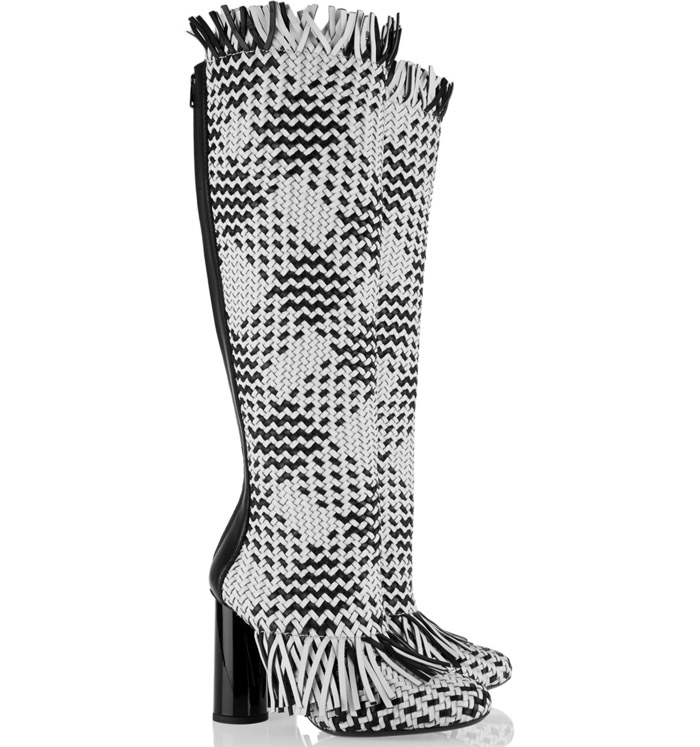 ugly boots by proenza schouler