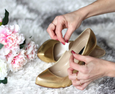Double Sided Tape for Heels