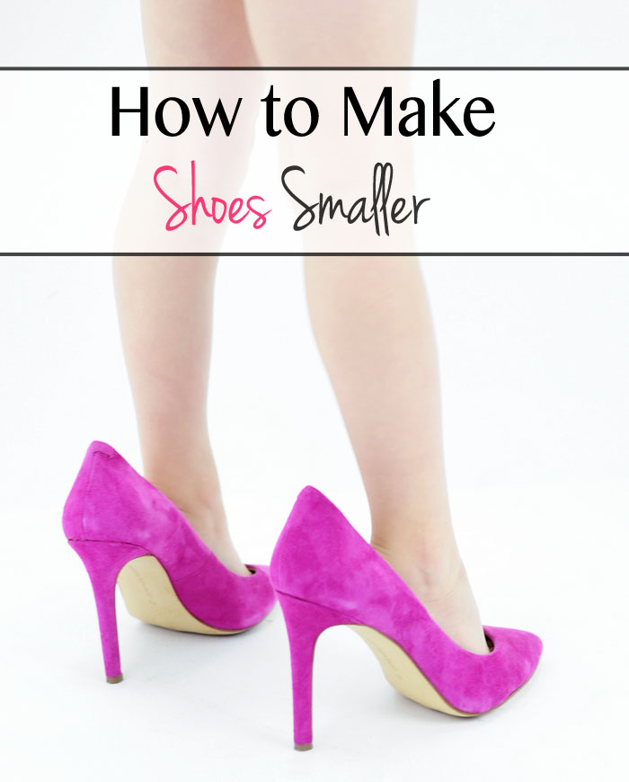 How to Make Shoes Smaller 6 Helpful Hacks