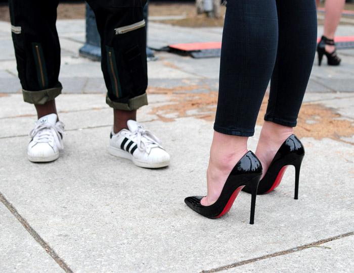 TFW Street Style Louboutin So Kate