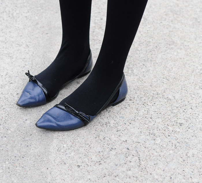 TFW Street Style Vintage style flats