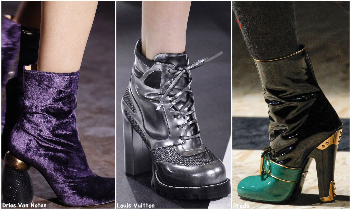Fall 2016 Shoe Trends - Ankle Boots