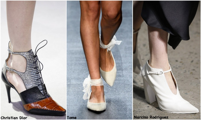 Fall 2016 Shoe Trends - Pointed Toe