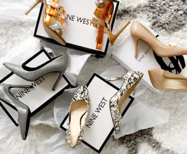 Nine West Canada Spring heels