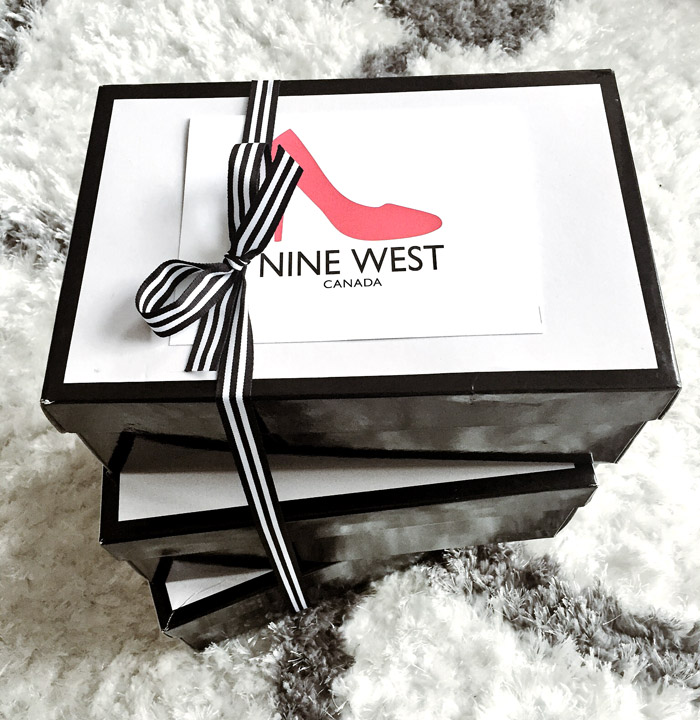 Nine West Canada Spring Shoe Unboxing