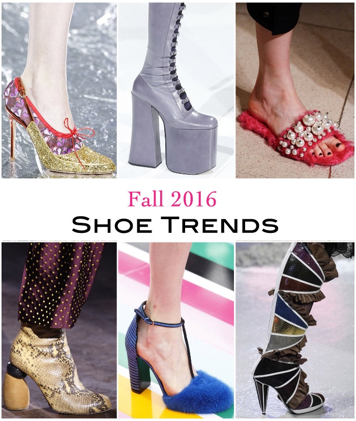women shoes trends
