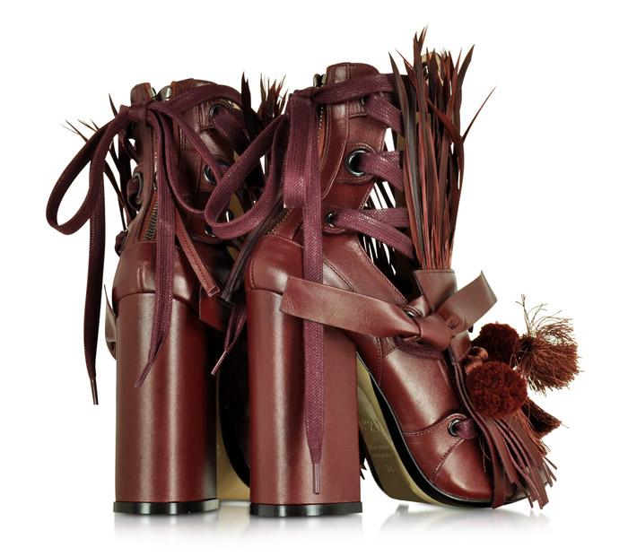 Ugly sandals N21 Designer Heels