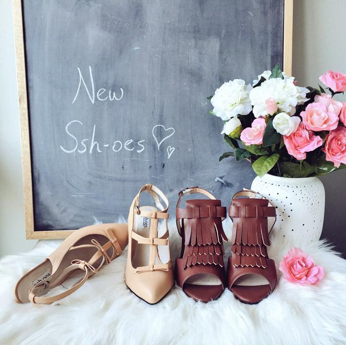 Spring Sshoes - Quiet Comfortable Heels