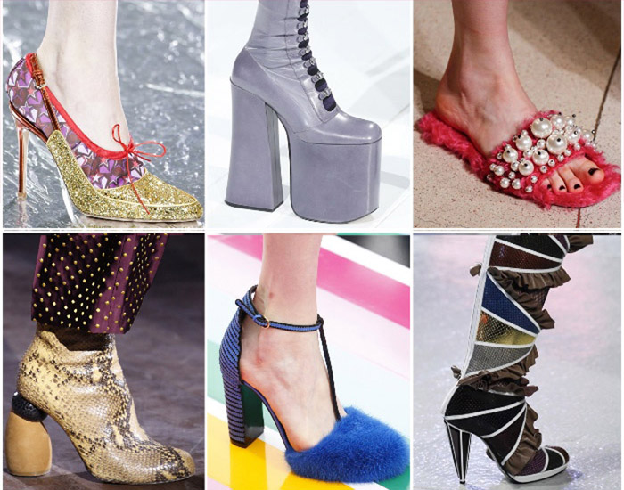 Womens Fall 2016 Shoe Trends