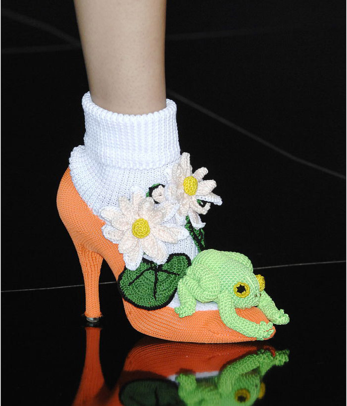 Pony Shoes Heels
