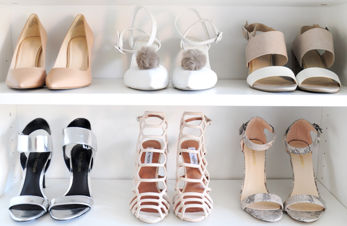 How to Organize Shoes in a Closet 4