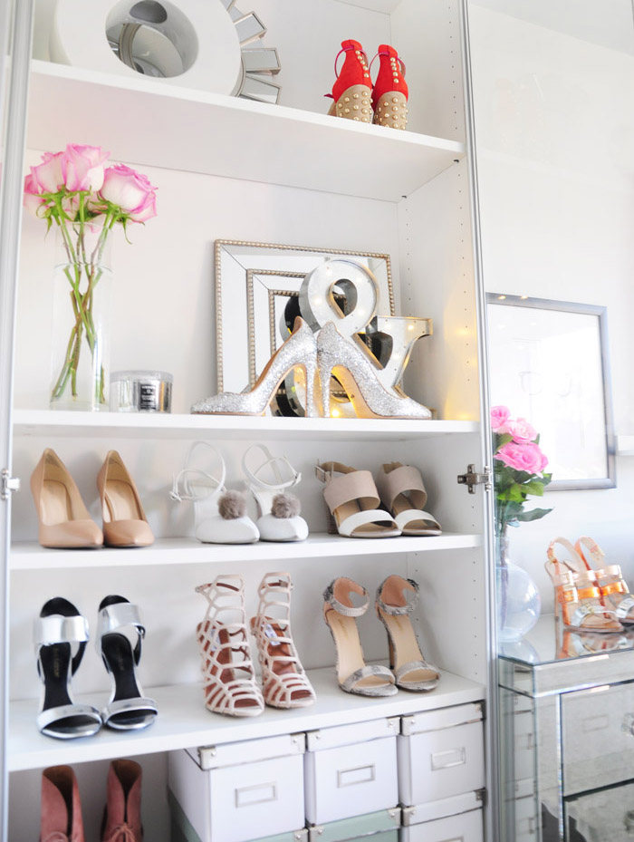 ... How To Organize Shoes In A Closet ...