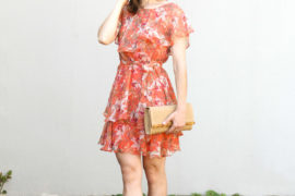 What Color Shoes to Wear with Orange Dress