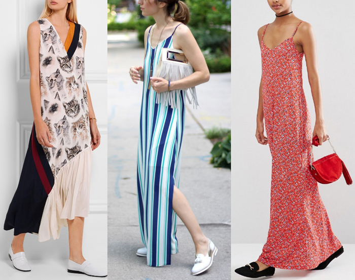 Shoes To Wear With Maxi Dress