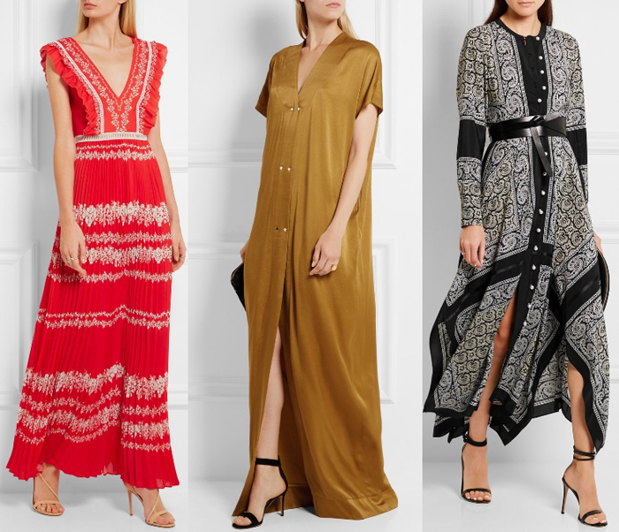 Best Shoes to Wear with Maxi Dress es | How to Wear a Maxi Dress